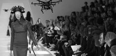 The Rise of Drones Sci Fi Films, Buy Clothes Online, Perfect Fit, Fashion Technology, Fashion Outfits, Drones, Cyberpunk, Futuristic, Label
