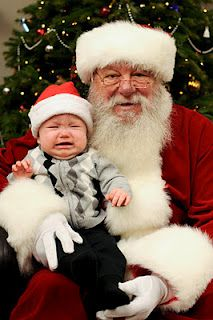 Not a fan of Santa...