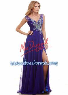 SZ 16   Royal Purple   Chloe's Choice Formals   256.847.3323