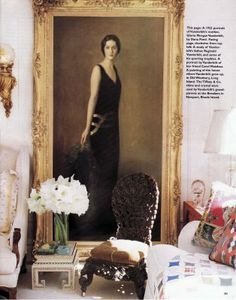 Gloria Vanderbilt Home Have admired her style for decades!