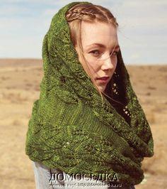 Модные шарфы-СНУДЫ (Snood) спицами 3.Идеи и описания.12 Моделей. Обсуждение на LiveInternet - Российский Сервис Онлайн-Дневников