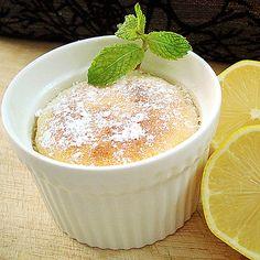 Lemon Pudding Cake | MunatyCooking