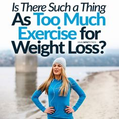 Losing weight is hard. It's not a fun process and it takes a lot of time, effort, and discipline. But that doesn't mean you should be overdoing it either! You can exercise too much when trying to lose weight which might actually hinder your progress rather than help it. Easy Weight Loss Tips, Weight Loss For Women, Best Weight Loss, Trying To Lose Weight, Losing Weight, Basal Metabolic Rate, Diet Plans For Women, Metabolism, Health Fitness