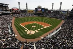 White Sox US Cellular Field, Chicago