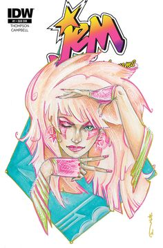 """Images for : """"Jem,"""" """"Miami Vice"""" Debut, """"Combiner Wars"""" Attack """"Transformers"""" in IDW's March 2015 Solicitations - Comic Book Resources"""