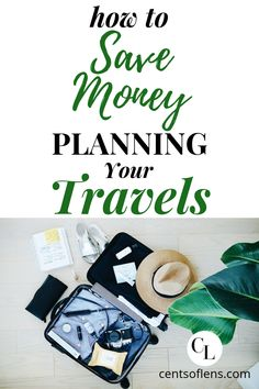 Do you want to save money while in the planning stages of your travels? Do you want to leave more money for yourself to enjoy and splurge? Read on to find out how you can save money planning your travels. #travel #savemoney #money