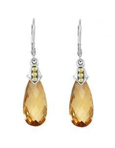 LAGOS Jewelry | Prism | Citrine Drop Earrings