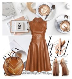 """""""Slowly fall comes in"""" by shaneeeee ❤ liked on Polyvore featuring Acne Studios, Yves Saint Laurent, Burberry and L'Oréal Paris"""