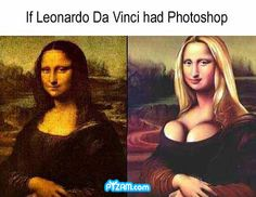 Photoshoped funny picture