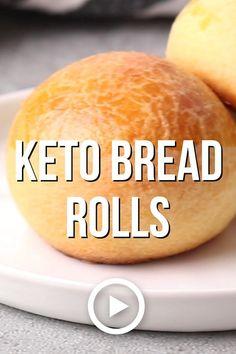 Ketogenic Recipes, Low Carb Recipes, Diet Recipes, Smoothie Recipes, Bread Recipes, Crockpot Recipes, Gluten Free Recipes Videos, Recipe Videos, Spinach Recipes