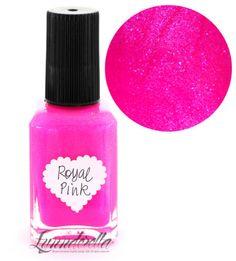 Lynnderella-Limited-Edition-Nail-Polish-Royal-Pink