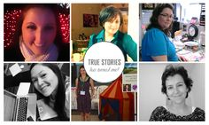 True Stories has turned one. Let's celebrate... YOU!