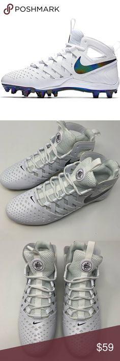 Nike Huarache V Premium Lax LE Lacrosse Cleats The Nike Huarache V LAX  Men s Lacrosse 5da9f1c11