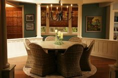 "Dining room from ""Grace and Frankie"" beach house: Idea, The Beach"