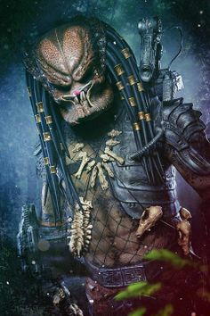 The #Predator