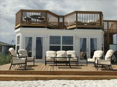 The perfect house for our next vacation!  House vacation rental in Inlet Beach from VRBO.com! #vacation #rental #travel #vrbo