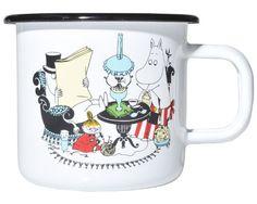 Moominpapa - Moomin Muurla Enamel Mug Muurla http://www.amazon.com/dp/B0081H71UQ/ref=cm_sw_r_pi_dp_pPgLtb00NV74ADAJ