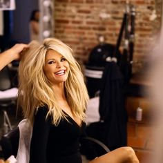 "2,706 Likes, 125 Comments - Christie Brinkley (@christiebrinkley) on Instagram: ""Behind the Scenes Preview of my @newbeauty  #covershoot . The full interview will be on…"""