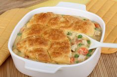 Try any of these 6 recipes to see what kind of a fast kick biscuits can give your dinner.