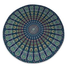 Mandala Indian Round Tapestry Table Cloth