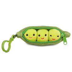I've got the regular-sized zip-up pod. Disney Toy Story Peas in the Pod Plush Keychain Keychain Clip, Cute Keychain, Keychains, Toy Story 3, Toy Story Party, Disney Toys, Disney Pixar, Disney Magic, Lion King Baby Shower