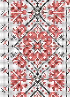 Embroidery and embroider:weekly pattern