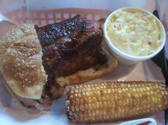Pappy's Smokehouse; Midtown neighborhood, St Louis