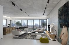 THIS APARTMENTWAS DESIGNED BY GAL MAROM ARCHITECTS, TEL AVIV, ISRAEL.