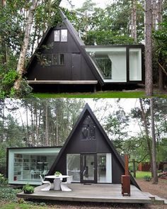 'Extension vB4′ by dmvA Architects, Brecht, Belgium #interiors #interiordesign #architecture #decoration #interior #home #design #photogrid #architect #homedecor #decoration #decor #prefab #smallhomes #instagood #compactliving #shed #cabin #tagsforlikes #tinyhomes #tinyhouse #like4like #minimalism #happy #likeforlike #houseboat #chalet #container #containerhouse