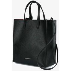 Designer Tote Bags - Designer Bags for Women Givenchy Tote Bag, Givenchy Handbags, Givenchy Top, Canvas Handbags, Tote Handbags, Canvas Tote Bags, Canvas Purse, Leather Bag Design, Black Leather Tote Bag