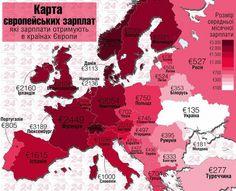 Навіть у Молдові люди заробляють більше, ніж в Україні. Там зарплата – 181 євро