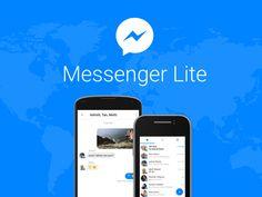 Înlocuiți Messenger cu Messenger Lite pe Android