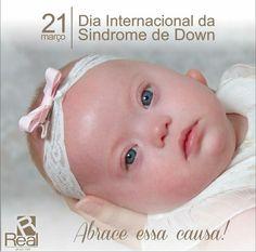 El 21 de Marzo se celebra en todo el mundo el Día Internacional del Síndrome de Down: http://www.un.org/es/events/downsyndromeday/