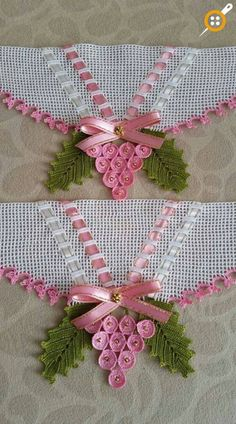 """HUZUR SOKAĞI (Yaşamaya Değer Hobiler) """"Make your own homemade lace crafts to your home with practical suggestions that help you to turn your decoration ide Crochet Borders, Crochet Flower Patterns, Crochet Art, Crochet Home, Love Crochet, Learn To Crochet, Beautiful Crochet, Crochet Designs, Crochet Capas"""