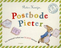 Ik ken het prentenboek niet. Wel een tof idee voor de creatievelingen: schrijf een verhaal in brieven.