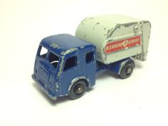 Vintage Matchbox Lesney No 15 Tippax Refuse by Alexdundee on Etsy, £2.50