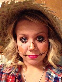 Scarecrow costume :)