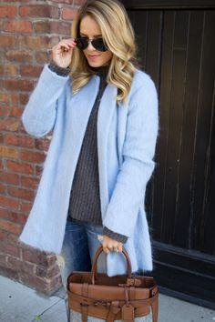Pale Blue Coat