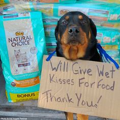******YOU CAN HELP******** Pallets of Pet Food for American Shelters. You can help. Rescue Bank, a non-profit volunteer-run organization, stands ready to distribute this viable pet food to animal rescue organizations who can use it. Your donation helps cover the cost of getting the food to the animals who need it. $18 can distribute 200 pounds of cat or dog food, or treats $40 can distribute a 450 - 500 pound 1/2 pallet of food $80 can distribute a 900 - 1000 pound pallet of food