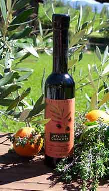 Following the great success of Stella Cadentes Meyer Lemon Oil, they decided to spend time perfecting their newest addition Stella Cadente Blood Orange Oil. They have a very limited quantity... it will not last long!! The oil has a wonderfully rich orange spicy note with a light peppery finish.    Made from late harvest mission olives and organic blood oranges pressed together, this oil is a perfect accompaniment to Duck dishes, red snapper, choggia beets and as a lift to summer farmers… California Olive Oil, Red Snapper, Lemon Oil, Orange Oil, Blood Orange, Olives, Beets, Farmers Market, Harvest