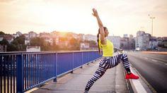 El Ying y el Yang: beneficios del yoga para corredores