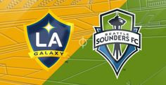 แอลเอ กาแลกซี่ vs ซีแอตเทิล ซาวน์เดอร์ วิเคราะห์บอลเมเจอร์ลีกยูเอสเอ LA Galaxy vs Seattle Sounders FC Major League Soccer USA