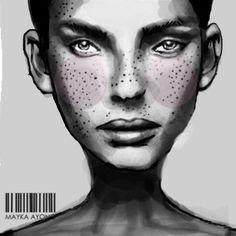#illustration #fashion #art