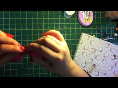 Cómo hacer patchwork (en español) Quilt Tutorials, Diy Tutorial, Origami, Applique, Projects To Try, Embroidery, Quilts, Sewing, Crochet