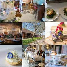 With our very own Tythe Barn ready from early 2018 we've been busy with ideas for your weddings, parties & events