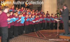 Hymns - Named Author Collection at www.traditionalmusic.co.uk