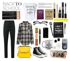 """""""Senza titolo #6634"""" by waikiki24 ❤ liked on Polyvore featuring Dorothy Perkins, Yves Saint Laurent, Current/Elliott, Fendi, Converse, Charlotte Russe, Kate Spade, Fine & Candy, Pineider and West Coast Jewelry"""