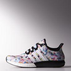 adidas - Кроссовки для бега Climacool Ride Boost Black Adidas, Adidas  Women, Yoga Fitness 53378593fd3