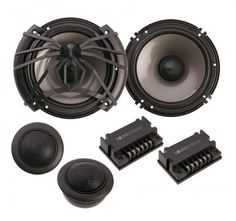 "Soundstream AC.6 300W 6.5"""" 2-way Component Speaker Set"