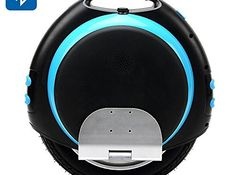 Electric Unicycle 'Uni-Wheel XR-6 – Samsung Lithium Battery, Up To 18km/h, Bluetooth Speaker, 2x USB Outputs For Mobile Phone